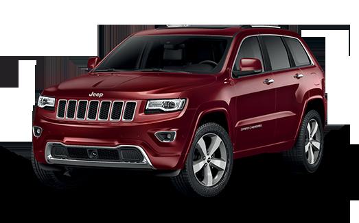 Velvet Red on Jeep Grand Cherokee Zj