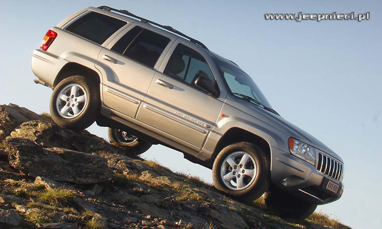 Jeep Wj on Jeep Grand Cherokee