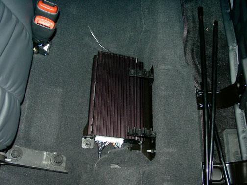 Radio Amplifier